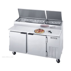 Beverage-Air - DP67 - DP67 Pizza Top Refrigerated Counter