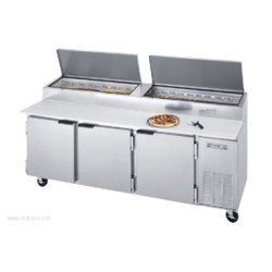 Beverage-Air - DP93 - DP93 Pizza Top Refrigerated Counter