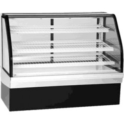 Federal - ECGD-50 - ECGD-50 Elements Non-Refrigerated Bakery Case