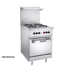 Vulcan-Hart - EV24-S-4FP-480 - EV24-S-4FP-480 Restaurant Range