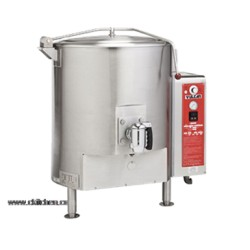 Vulcan-Hart - GT100E - GT100E Fully Jacketed Stationary Kettle
