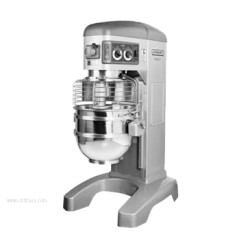 Hobart - HL600-1 - HL600-1 200-240/50/60/3/1 Mixer; w/o attachments; US/EXP configurationLegacy Planetary Mixer - Unit Only