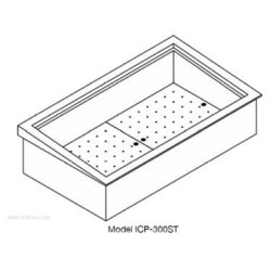 Wells Bloomfield / CCR - ICP-100ST - ICP-100ST Slope Top Cold Food Unit