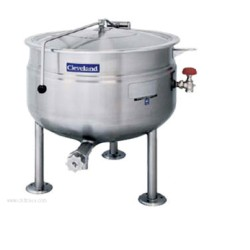 Cleveland Range - KDL40SH - Range KDL40SH Short Series Steam Jacketed Kettle