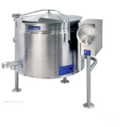 Cleveland Range - KEL40TSH - Range KEL40TSH Short Series Steam Jacketed Kettle