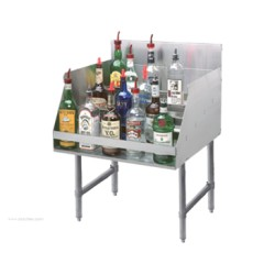 Advance Tabco - LD-1824 - LD-1824 Underbar Basics Liquor Bottle Display Unit