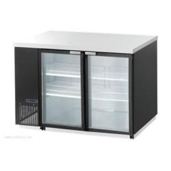Maxx Cold - MCBB-60-2BG - MCBB-60-2BG Refrigerated Back Bar Cooler
