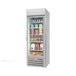 Beverage-Air - MMF27-1-B-LED - MMF27-1-B-LED MarketMax Freezer Merchandiser
