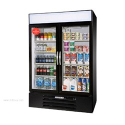 Beverage-Air - MMF49-1-B-LED - MMF49-1-B-LED MarketMax Freezer Merchandiser