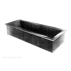 Delfield - N8046N - N8046N Narrow Drop-In Iced Cold Pan