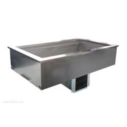 Delfield - N8130B - N8130B Drop-In Mechanically Cooled Pan