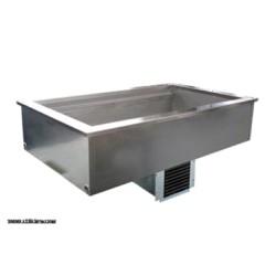 Delfield - N8143B - N8143B Drop-In Mechanically Cooled Pan
