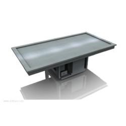 Delfield - N8240-ST - N8240-ST Drop-In Frost Top