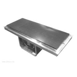 Delfield - N8245G - N8245G Drop-In Frost Top