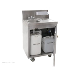 Eagle Group - PHS-S-C - PHS-S-C Portable Hand Sink