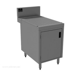Advance Tabco - PRSCD-24-12-M - PRSCD-24-12-M Prestige Underbar Drainboard Cabinet
