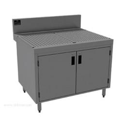 Advance Tabco - PRSCD-24-24 - PRSCD-24-24 Prestige Underbar Drainboard Cabinet