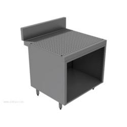 Advance Tabco - PRSCO-19-12-M - PRSCO-19-12-M Prestige Underbar Drainboard Cabinet