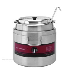 Wells Bloomfield / CCR - SC6411 - SC6411 (21732) Deluxe Round Soup Cooker/Warmer