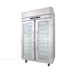 Victory Refrigeration - WCDT-2D-S1 - WCDT-2D-S1 Dual Temperature Refrigerated Wine Cooler