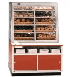 Federal Non Refrigerated Display Cases
