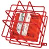 American Time & Signal - G2007-R-WEB - Guard Wire Red 5 1/2' X 5 1/2' X 6'd