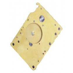 American Time & Signal - 33-1-WEB - Movement Backplate