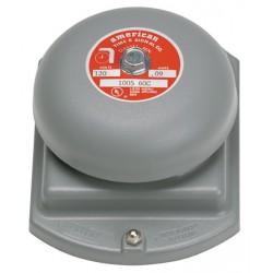 American Time & Signal - 3406-12v-wp-web - Bell 6 12v Weatherproof .8 Amps, 7.5 Ohms