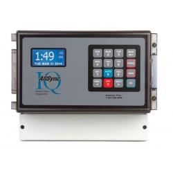American Time & Signal - ASQMSTR-00X6E-WEB - Master Clock Allsync Iq Ethernet 6 Bell Circuits