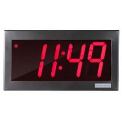 American Time & Signal - Dsy261rsb3-web - Clock Digital 2.3 6 Digit 24vac Hw W/molex