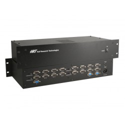 Hall Research - 1800-RA - 1x18 VGA Distribution Amplifier