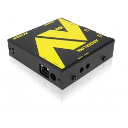 Adder - ALAV100P - -US Full HD VGA extender with Audio over CAT5 up to 1000ft