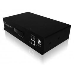 Adder - ALIF 1000P - Network DVI Extender featuring full DVI, Digital Audio, USB True Emulation