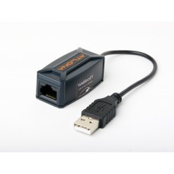Atlona - USB50-SR - USB Extender over single CAT5/6/7 up to 165ft with 4-port USB hub at the receiving end