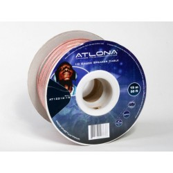 Atlona - 1221215 - Atlona 12 AWG Speaker Cable, 49.5'