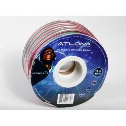Atlona - 1221615 - Atlona 16 Gauge Speaker Cable, 49.5'