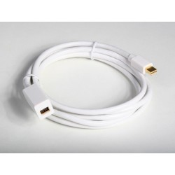 Atlona - 13031-2 - 6ft Mini DisplayPort Male/Female Extension Cable