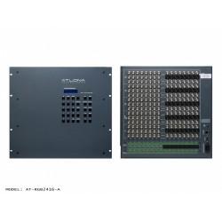Atlona - RGB2416-A - 24x16 Professional RGBHV/Component with Audio Matrix Switch