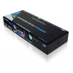Adder - AVP2 - AdderView Prism 2 port Reverse KVM - VGA, PS-2