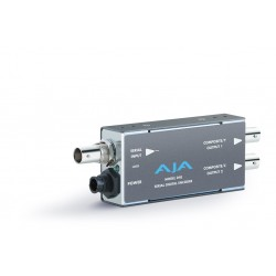AJA Video Systems - D4E - AJA VIDEO Serial to NTSC/PAL Encoder - Functions: Video Encoding, Signal Conversion - NTSC, PAL