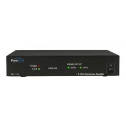 PureLink - DD-120 - (1) DVI Input to (2) DVI Output Distribution Amplifier