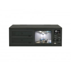 IC Realtime - DVR-F40/2000 - 4Ch H.264E D1 DVR with 2TB HD & DUAL DVR-RW