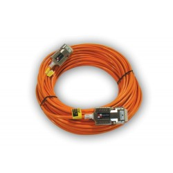 Avenview - FO-DVI-100-MM - DVI-D Fiber Optical Cable - 100M (330Ft) HDCP Compliant