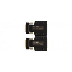 Gefen - GEF-DVI-FM2000 - Gefen Dual Link DVI Fiber Optic Modular Extender - 1 Input Device - 1 Output Device - 1000 ft Range - 1 x DVI In - 1 x DVI Out - 2 x SC Ports - 3840 x 2400