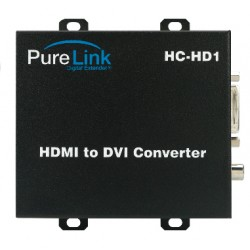 PureLink - HC-HD1 - (1) HDMI Input to (1) DVI Output Format Converter