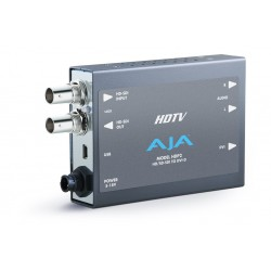 AJA Video Systems - HDP2 - HD-SDI/SDI to DVI-D and Audio Converter (8 Channels of embedded audio)