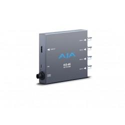 AJA Video Systems - HI5-4K - 4K/HD-SDI to HDMI Mini-Converter (8-channel SDI / HDMI output)