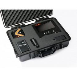 Atlona - KITPROHD3 - Custom Installation Testing Kit (Includes HDMI Signal Generator, 7-inch HDMI/VGA/Component Monitor, HDMI EDID Emulator, 5 hour Battery for the Monitor