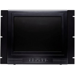 TV One - LM-1511R - 15in Rackmount HDTV Color LCD Monitor