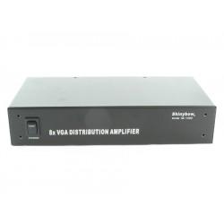Shinybow - SB-1108G - 1x8 VGA(RGBHV) Amplifier Splitter